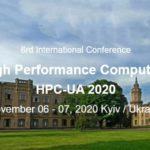 HPC-UA 2020!