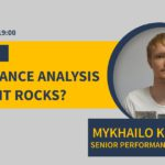 Performance Analysis and why it rocks